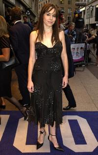 Frances O'Connor at the London premiere of