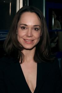 Frances O'Connor at the special screening of
