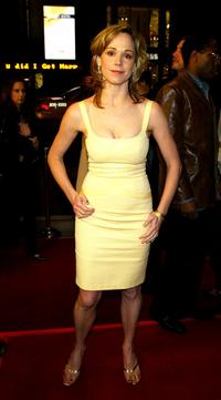Frances O'Connor at the premiere of