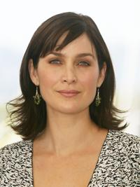 Carrie-Anne Moss at the photocall fof