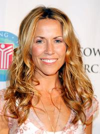 Sheryl Crow at the Tower Cancer Research Foundation's 2007 Annual Gala Dinner.