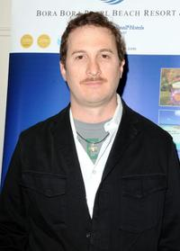 Darren Aronofsky at the 2009 Pre-Golden Globes DPA Gifting Lounge.