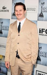 Darren Aronofsky at the 24th Annual Film Independent's Spirit Awards.