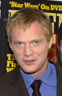 Paul Bettany at the Premiere Women In Hollywood Luncheon.