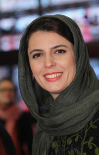 Leila Hatami at the premiere of