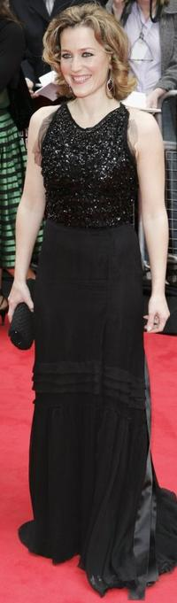 Gillian Anderson at the Pioneer British Academy Television Awards 2006.