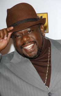 Cedric the Entertainer at the 12th Annual Critics' Choice Awards.