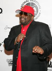Cedric the Entertainer at the 2007 NBPA All-Star Gala.
