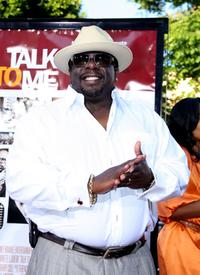 Cedric the Entertainer at the Los Angeles Film Festival opening night screening of