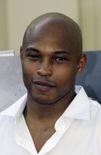 Sticky Fingaz at the FX Screening of