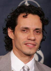 Marc Anthony at the 47th Annual Grammy Awards.