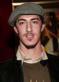 Eric Balfour at the premiere of