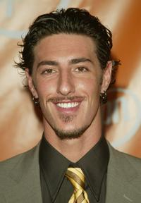Eric Balfour at the UPN network upfront.