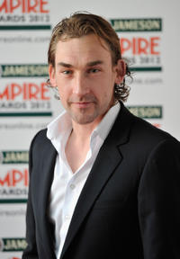 Joseph Mawle at the Jameson Empire Awards in London.