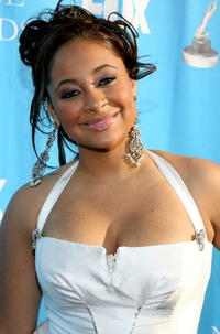 Raven Symone at the 38th annual NAACP Image Awards in L.A.