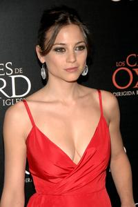 Leonor Watling at the premiere of