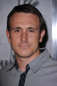 Chad E. Donella at the screening of