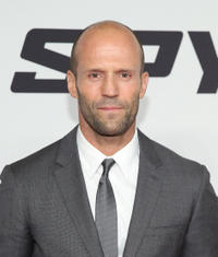 Jason Statham at the New York premiere of