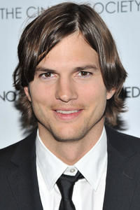 Ashton Kutcher at the N.Y. premiere of