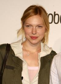 Laura Prepon at the launch of Roberto Cavalli Vodka.
