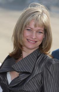 Kerry Fox at the Jury photocall of the 18th British Film Festival.