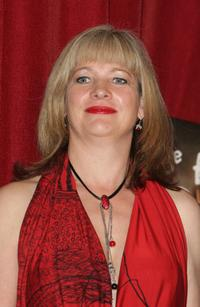 Kerry Fox at the opening ceremony of 18th British Film Festival.