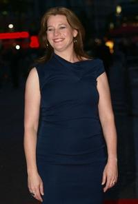 Kerry Fox at the British premiere of