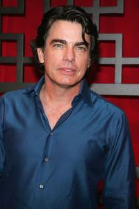Peter Gallagher at the FOX Broadcasting Company Upfront.