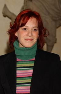 Franka Potente at the photocall for