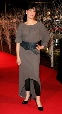 Franka Potente at the premiere of