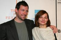 Director Ed Burns and Heather Burns at the premiere of