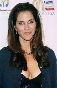 Jami Gertz at the 2nd Annual Noche De Ninos, in aid of the Childrens Hospital Los Angeles, honoring Johnny Depp at the Beverly Hills Hotel.