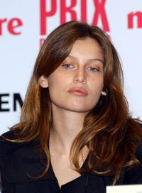 Laetitia Casta at the 1st Edition of Marie Claire Magazine Fashion Awards.