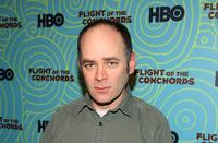 Todd Barry at the