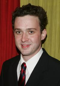 Eddie Kaye Thomas at the afterparty for the opening night of