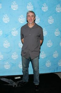 Carlos Alazraqui at the Comedy Central Emmy Party.