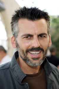 Oded Fehr at the Showtime Championship Boxing Hosts