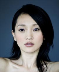 Zhou Xun at the promotion of