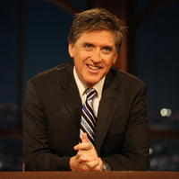Craig Ferguson at the Late Late Show With Craig Ferguson.