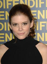 Kate Mara at the Fendi celebration of the redesign of its Rodeo Drive flagship store.