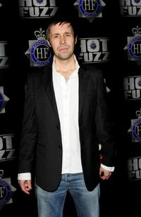 Paddy Considine at the world premiere of