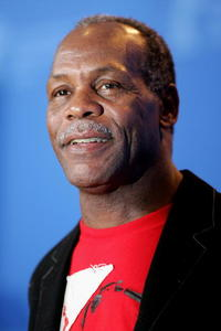 Danny Glover at a Berlin photocall for