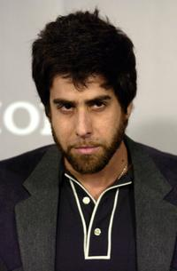 Adam Goldberg at the Fall 2005 Proenza Schouler Fashion Show benefiting The Rape Foundation.