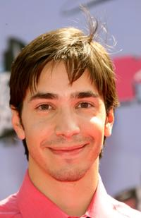 Justin Long at the 2007 MTV Movie Awards.