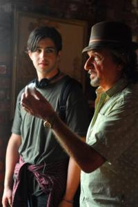 Josh Peck as Luke Shapiro and Ben Kingsley as Dr. Squires in