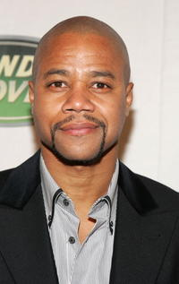 Cuba Gooding, Jr. at the Hollywood Entertainment Museum Annual Awards Honoring the Bridges Family in Beverly Hills.