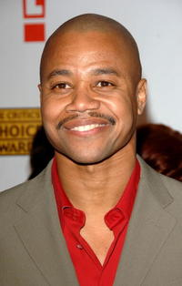 Cuba Gooding, Jr. at the 12th Annual Critics' Choice Awards in Santa Monica.