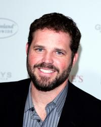 David Denman at the special performance of A.R. Gurney's