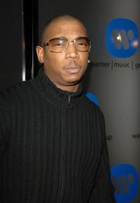 Ja Rule at the Warner Music Group 2006 Grammy After Party.