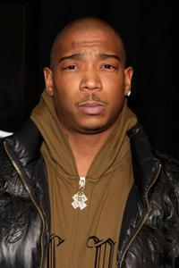 Ja Rule at the premiere of